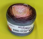 200g Woolly Hugs Bobbel Cotton fuchsia #01