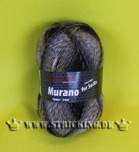 100g Murano not only for Socks Austermann tundra #1114