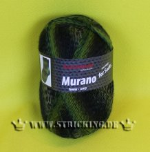 100g Murano not only for Socks Austermann forest #1115