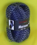 100g Murano not only for Socks Austermann blue mood #1124