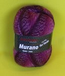 100g Murano not only for Socks Austermann pink #1125