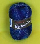 100g Murano not only for Socks Austermann türkis #1126