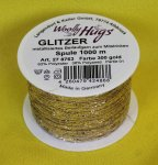 1 Spule Woolly Hugs Glitzer Gold #300
