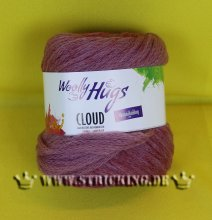 100g Woolly Hugs Cloud rosatöne #182