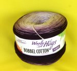 200g Woolly Hugs Bobbel Cotton flieder #22