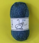 100g Rellana Joy Tweed hellblau #12