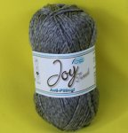 100g Rellana Joy Tweed hellgrau #14