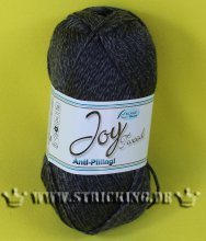 100g Rellana Joy Tweed dunkelgrau #15