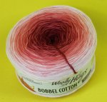 200g Woolly Hugs Bobbel Cotton rosa #27