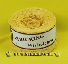 STRICKING Bobbel Wickelchen Gold #49