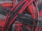 100g Rellana Joy Planned Pooling rot schwarz #202
