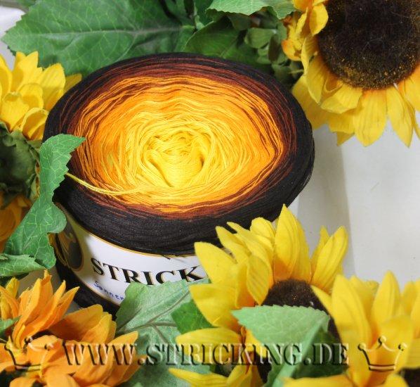 Sonnenblume Wickelchen