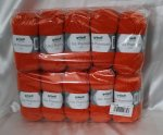 500g Paket Lisa premium orange uni #11
