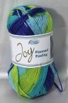 100g Rellana Joy Planned Pooling grün blau #230