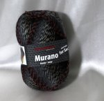 100g Murano not only for Socks Austermann vulkan #1137