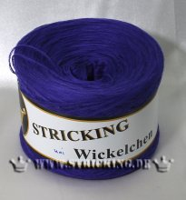 STRICKING Bobbel Wickelchen Ultraviolett #197