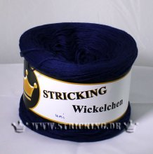 STRICKING Bobbel Wickelchen royal #210.3