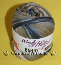 100g Woolly Hugs Bandy Color Taupe #10
