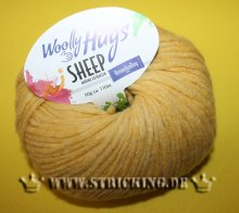 50g Woolly Hugs Sheep Sonnengelb #22