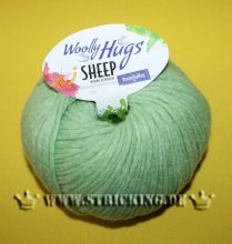 50g Woolly Hugs Sheep Hellgrün #77