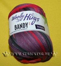 100g Woolly Hugs Bandy Color Beere #13