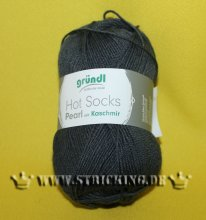 50g anthrazit Hot Socks Pearl #03