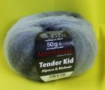 50g Austermann Tender Kid Grau #006