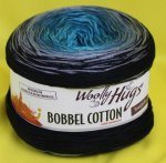 200g Woolly Hugs Bobbel Cotton mint #06