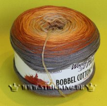 200g Woolly Hugs Bobbel Cotton terra #05