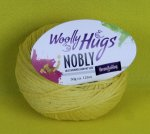 50g Woolly Hugs Nobly Gelb #22