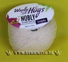 50g Woolly Hugs Nobly Soft apricot #33