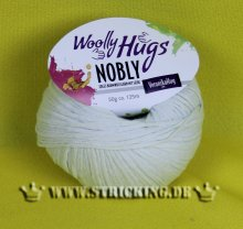 50g Woolly Hugs Nobly Soft Blue #61