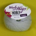50g Woolly Hugs Nobly Grau #90